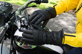 The Rider Classic Style Men's Heated Gloves with I-Touch Trade Up