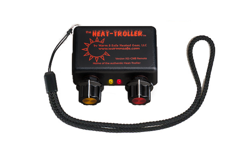Dual Remote Control Heat-troller Replacement