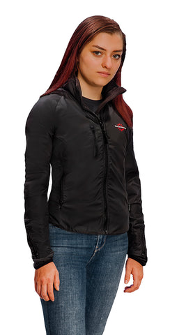 Generation WaterProof Women's 90W+ Heated Liner With Hood
