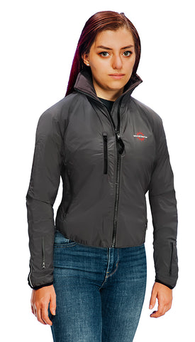 Generation WaterProof Women's Heated Liner With Hood