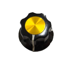 Yellow Knob for Heat-trollers