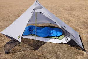 Six Moon Designs Deschutes Plus Tarp デュシュツプラスタープ   450g