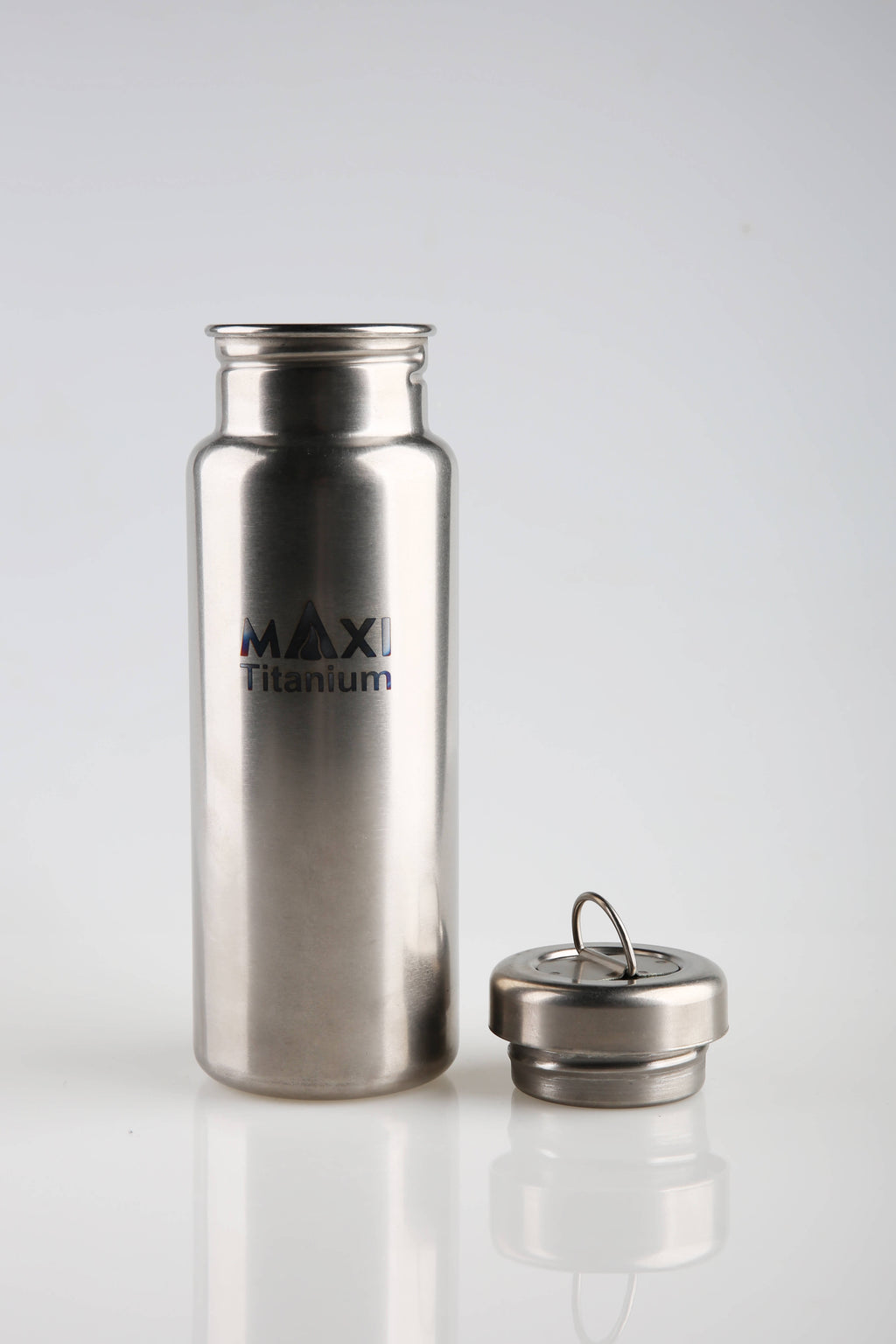 Maxi 800ml Titanium Water Bottle  マキシチタンボトル  150g