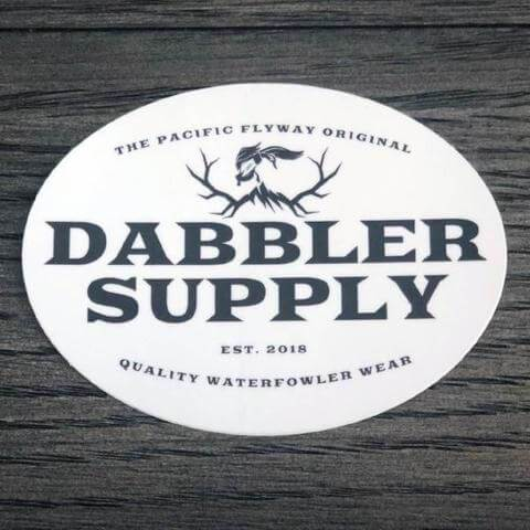 Dabbler Supply Decal - Dabbler Supply