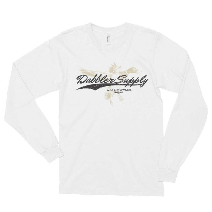The Francis Long Sleeve T-Shirt - Dabbler Supply