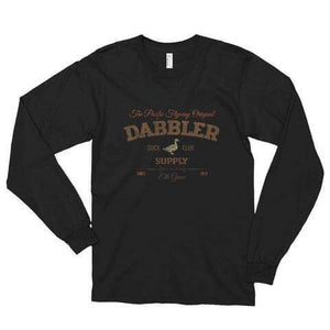 The Terry Long Sleeve T-Shirt - Dabbler Supply