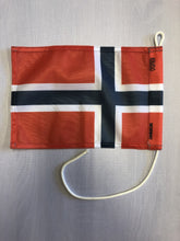 Norway Courtesy flag