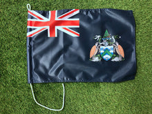 Ascension Island Courtesy flag