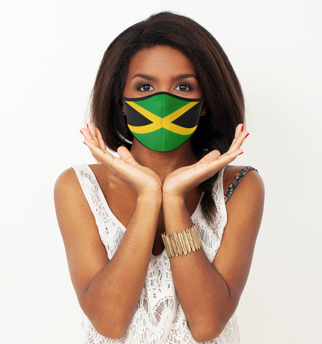 LAIVAA Courtesy Mask Jamaica