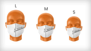 LAIVAA Masks sizes