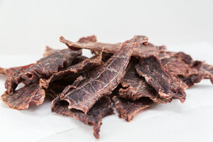 Top Round Beef Jerky for Dogs