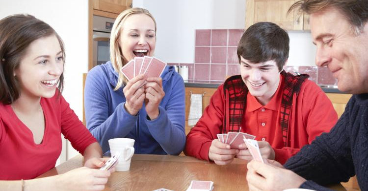Three Reasons why Playing Cards is good for us