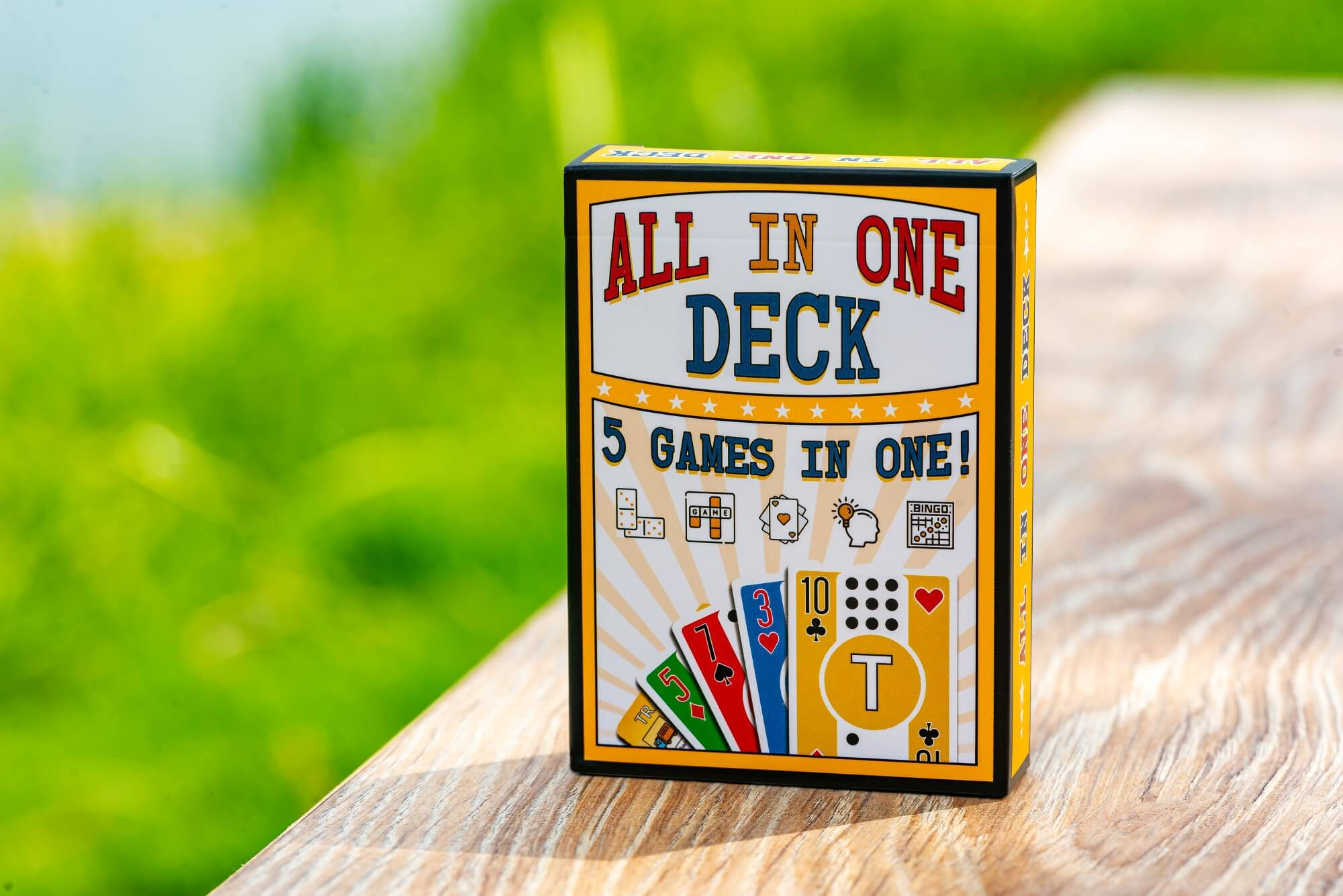 All In One Playing Cards