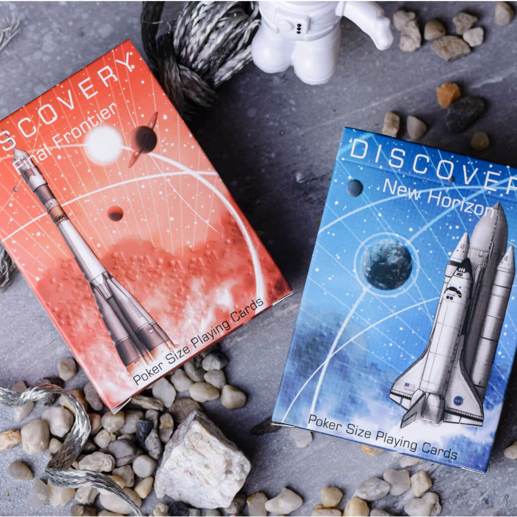 Discovery Playing Cards