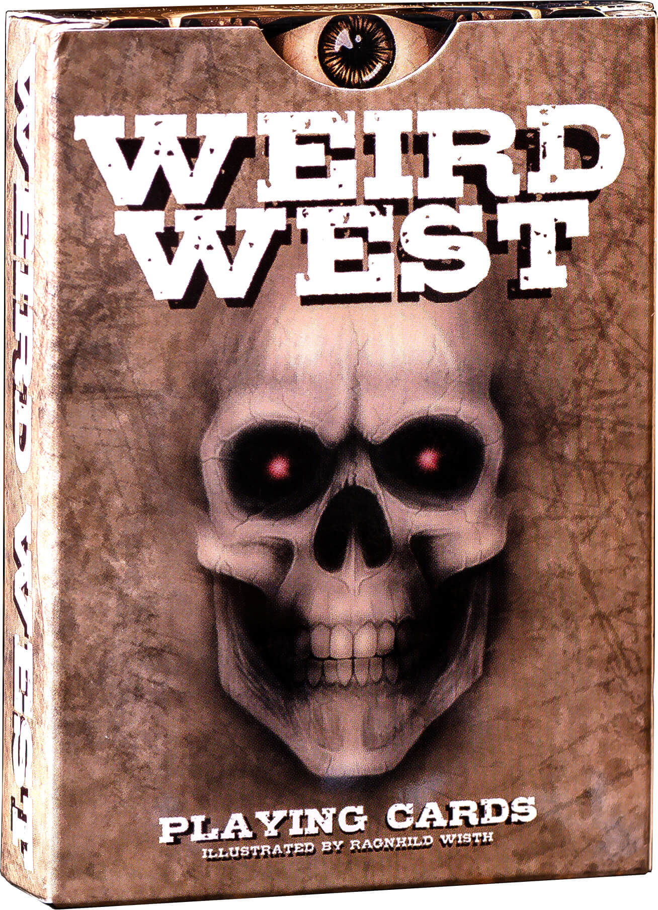 Weird West Playing Cards