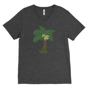 COCOCAT Canvas Mens V-Neck