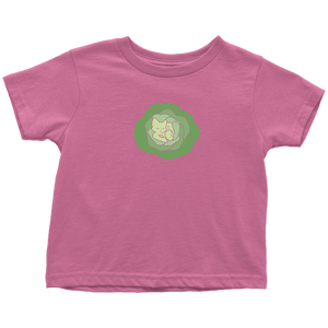 LETTUCE CAT Toddler T-Shirt