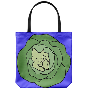 LETTUCE CAT BAG