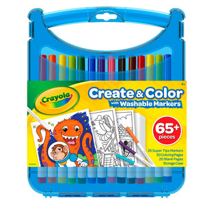 04-0377 (Crayola) - Create / color, super tips kit, 12pk