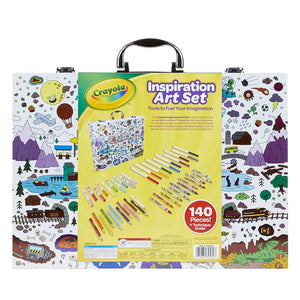 04-0530 (Crayola) - Inspiration Art Case