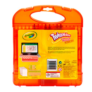 Kit de Lápices Giratorios Twistables - Crayola - (04-5225)