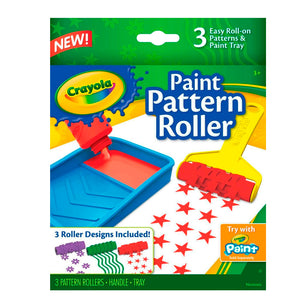 Paint Pattern Roller Kit 05-1060