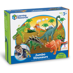 Set de Dinsaurios Jumbo - Learning Resources - 0786
