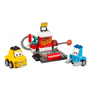 10732 (LEGO) JUNIOR - CARS - Guido And Luigi'S Pit Stop