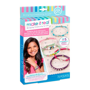 Bijouteria MAKE IT REAL : Pulseras Mariposa - Mau Toys - 1206