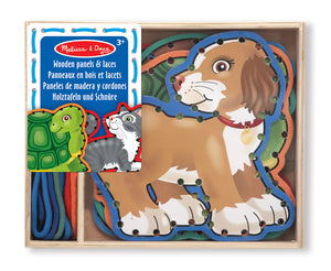 Set de Entrelazado de Mascotas - Melissa and Doug - 3782