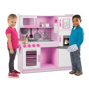 Cocina Grande Cupcake : Color Rosada - Melissa and Doug - 4002