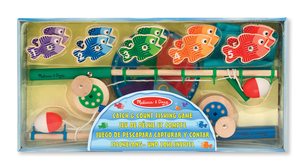 Catch & Count Fishing Game 5149