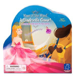 1758 - (EDUCATIONAL.I) - Juego de Mesa Mesa Cenicienta Wave Of The Wand™ — A Cinderella Game