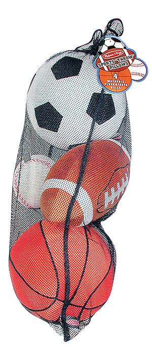 Sports Thown Pillows 2179