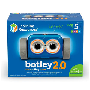 Botley 2.0 - El Robot de Codificación : BOTLEY 2.0 - Learning Resources - 2941