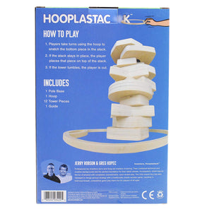 Juego de Mesa : HOOPLASTACK  - Educational Insights - 3420