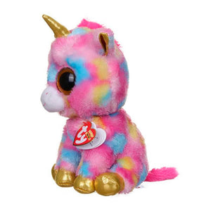 TY Peluche Unicornio : Fantasia - Regular 15 cm - 36158