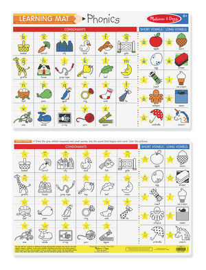 Phonics Write-A-Mat (Bundle Of 6) 5030