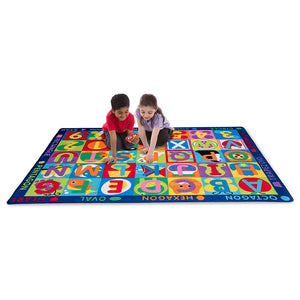 Alfombra Jumbo ABC & 123 - Melissa and Doug - 5193