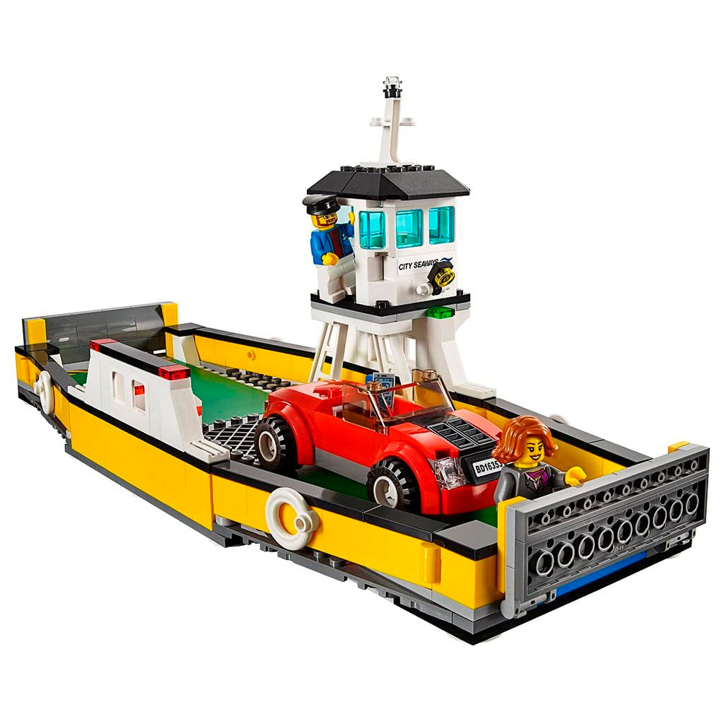 60119 (LEGO) CITY - Ferry