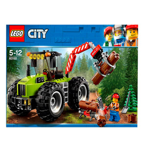 60181 (LEGO) CITY - Tractor Forestal
