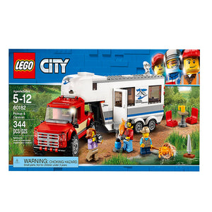 60182 (LEGO) CITY - Pickup & Caravan