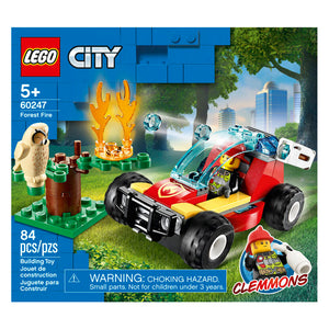 60247 (LEGO) CITY - Incendio en el Bosque