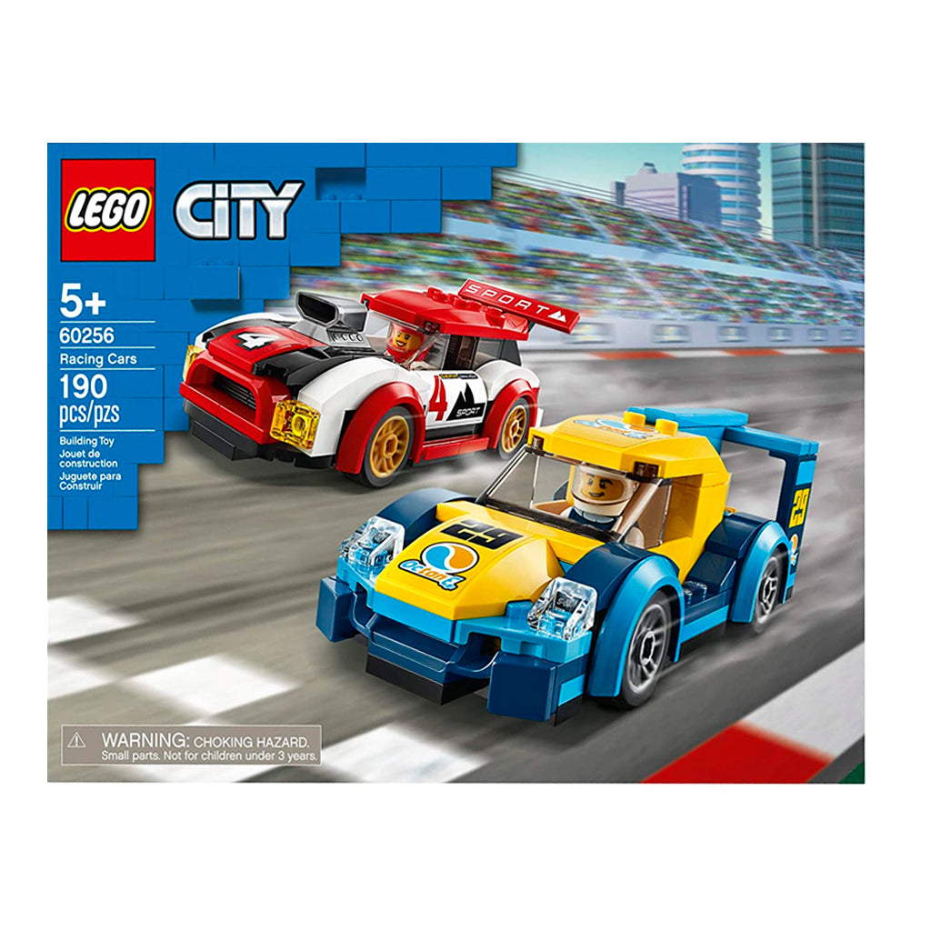 60256 (LEGO) CITY - Autos de Carreras