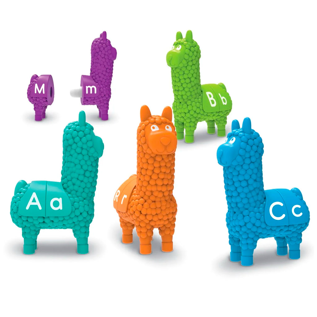 Llamas de Letras - Learning Resources - 6713