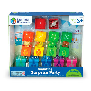 Contando Fiesta Sorpresa - Learning Resources - 6803