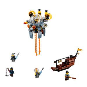 70610 (LEGO) NINJAGO - Flying Jelly Sub