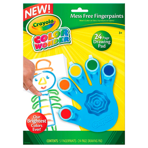 Color Wonder Pintura Para Dedos - Fingerpaints 75-2060