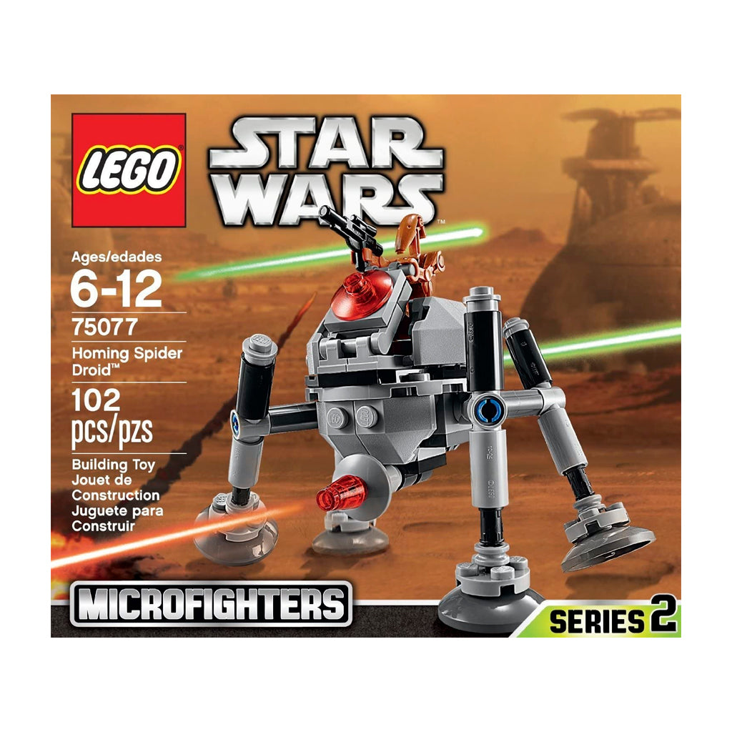 75077 (LEGO) STAR WARS - Homing Spider Droid