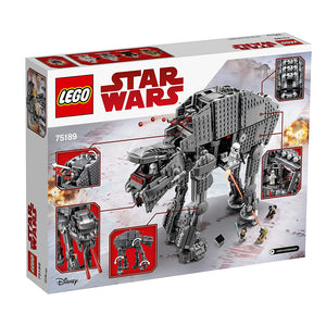 75189 (LEGO) STAR WARS - First Order Heavy Assault Walker